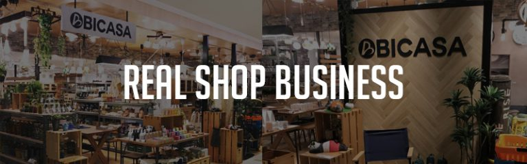 REAL SHOP BUSINESS 実店舗